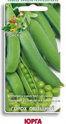 Горох овощной Юрга 10гр арт 691607 Овощи ЦП