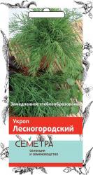 Укроп Лесногородский 3гр арт 694334 СЕМЕТРА  СЕМЕТРА